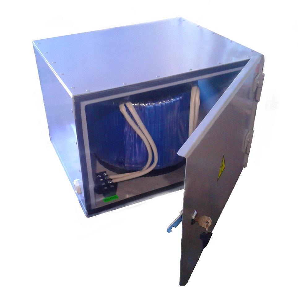 шкаф с трансформатором