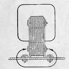 как избежать короткозамкнутых витков при монтаже трансформатора
