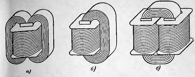 конструкция ленточного магнитопровода