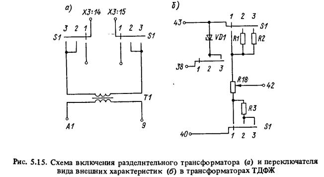 сварочных трансформаторов