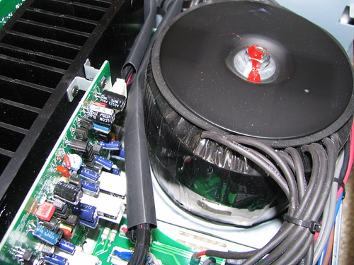 Подбор трансформатора для схемы устройства