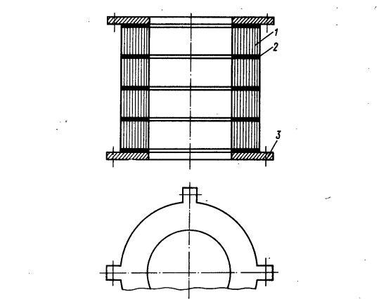 горизонтальная установка тороидального трансформатора