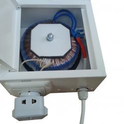 Трансформатор-конвертер напряжения 220-110В 60Гц 150ВА_1