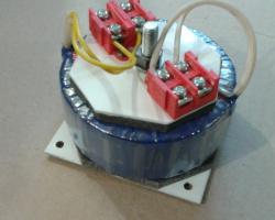 маломощный трансформатор напряжения 100ВА_1