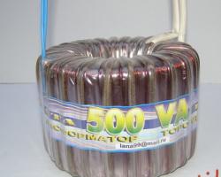 Трансформатор 500ВА_1