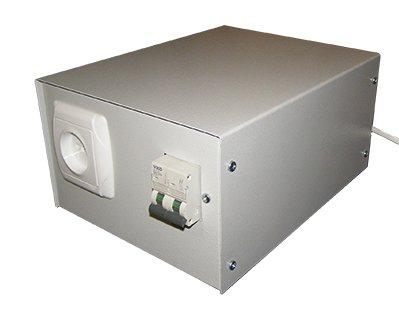 Конвертер-преобразователь напряжения 220-110В