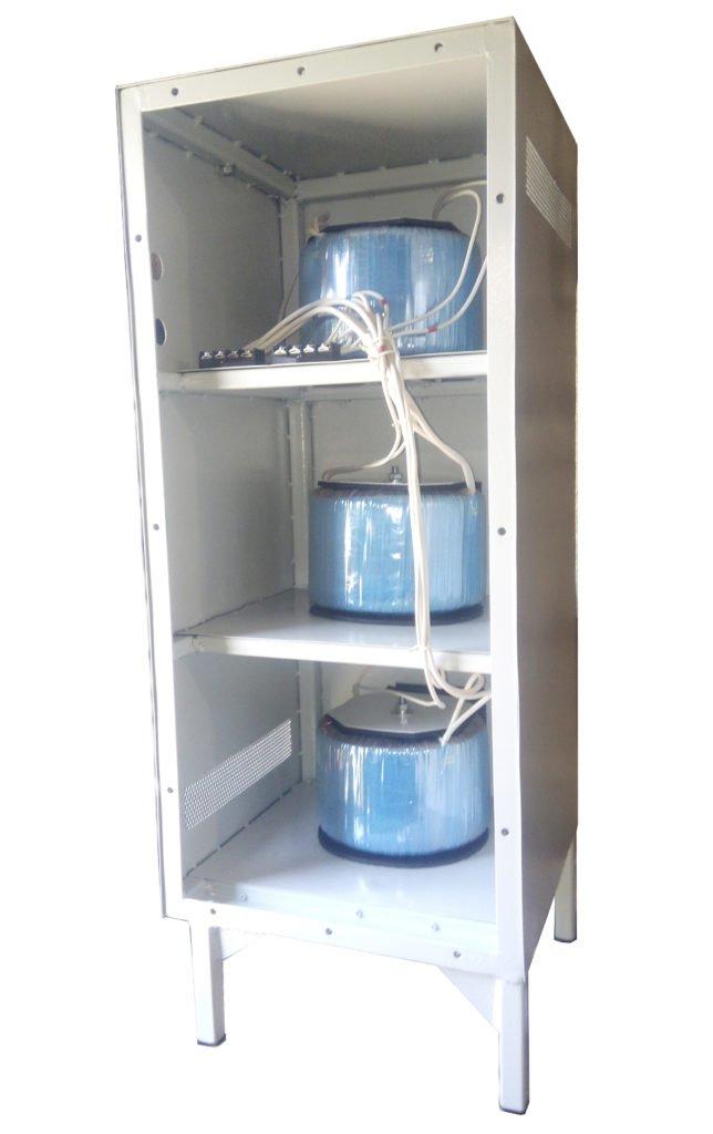 10 кВА вертикальный шкаф