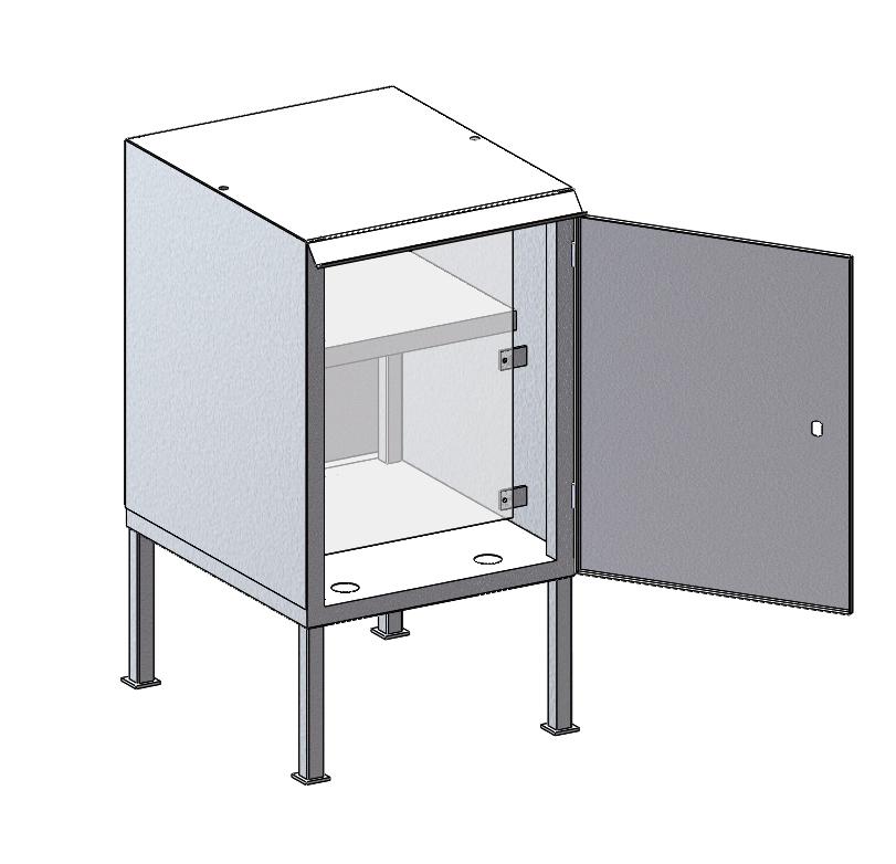 Шкаф трансформаторный
