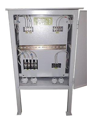 Шкаф трансформаторный на два трансформатора