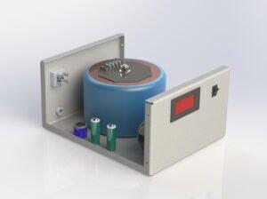 Модель трансформатора постоянного тока